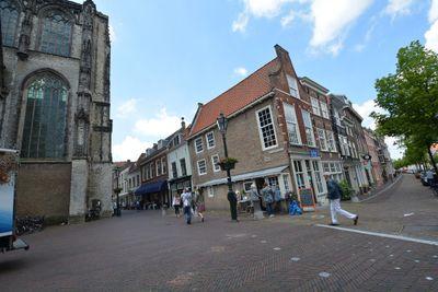 Oude Kerkstraat, Delft