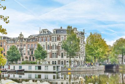 Leidsekade 68D, Amsterdam