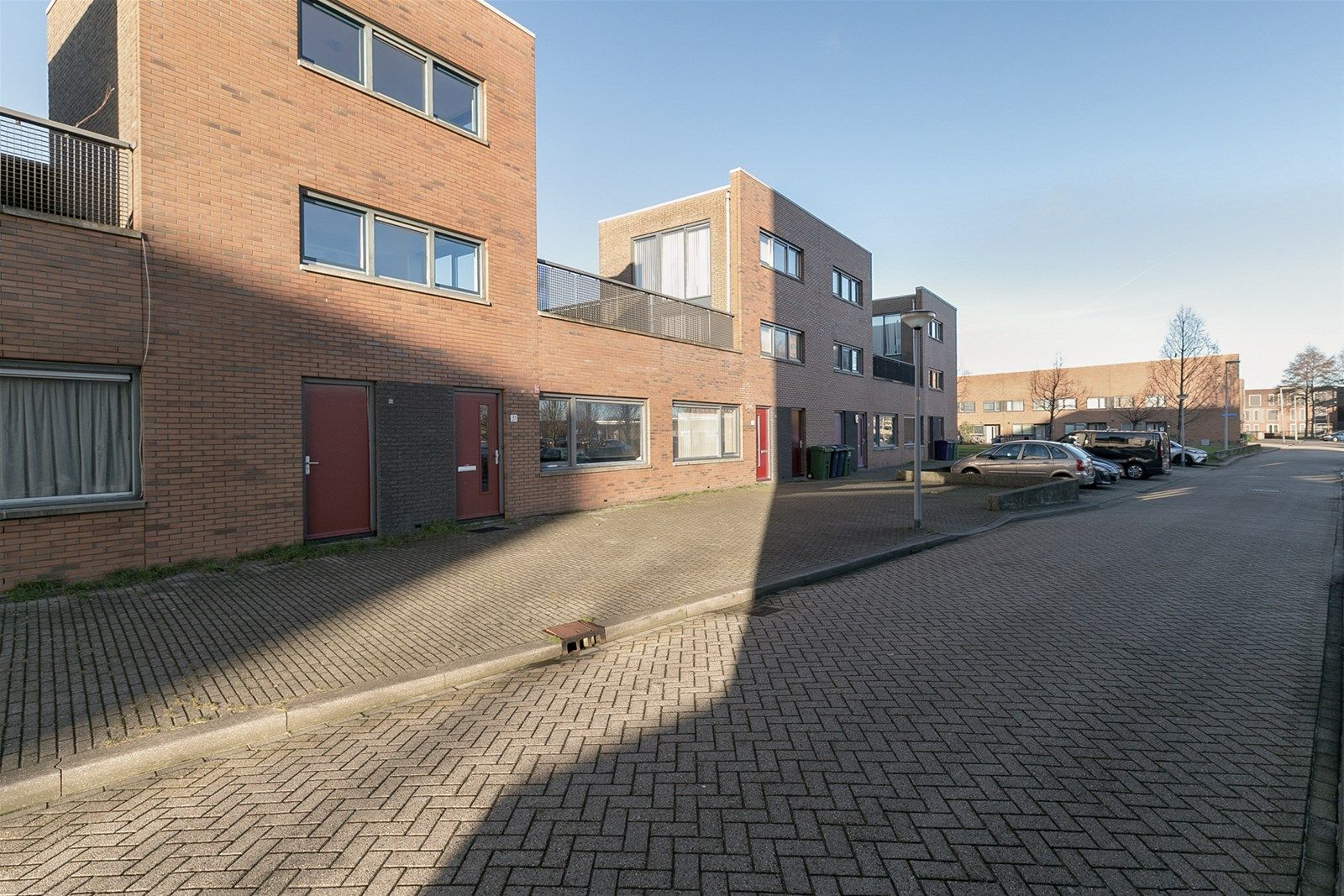 Palembangweg 31, Almere