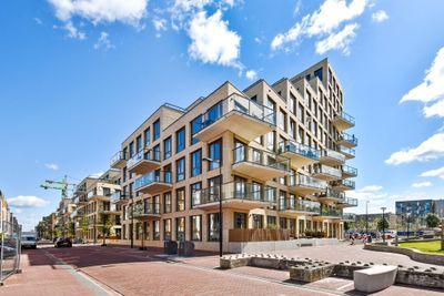 Faas Wilkesstraat 105-C, Amsterdam
