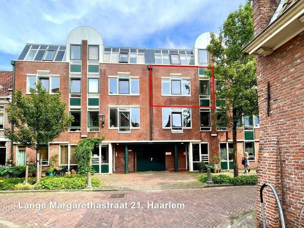 Lange Margarethastraat, Haarlem