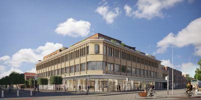 ANNO52 Wonen - stadsappartement 0-ong, Bergen Op Zoom