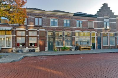 Sieboldstraat 21, Leiden