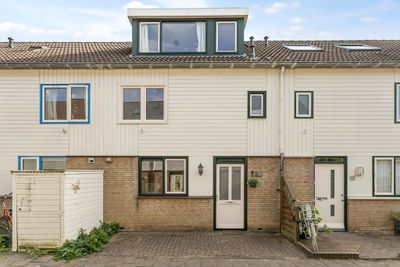 Van Hillepad 10, Leiden