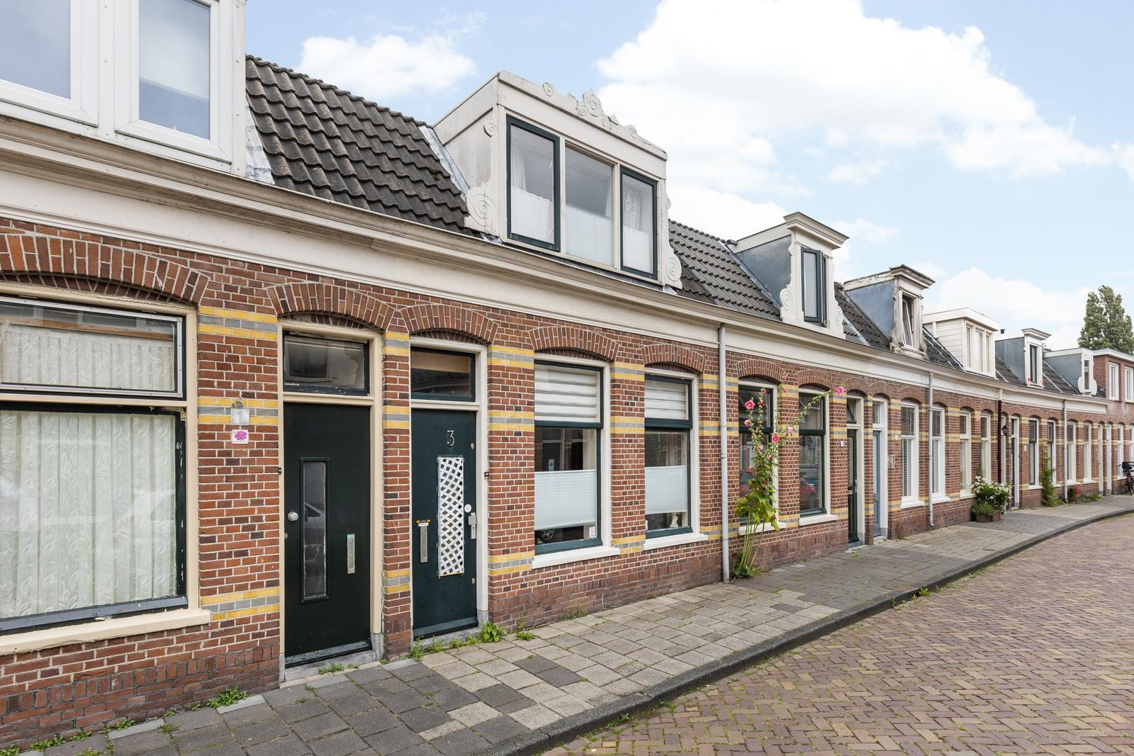 Casteleynstraat 3, Haarlem