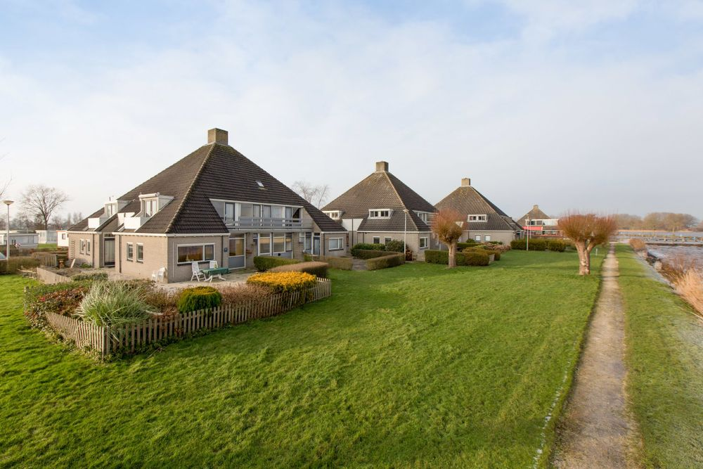 Paviljoenwei recreatiewoning in offingawier friesland