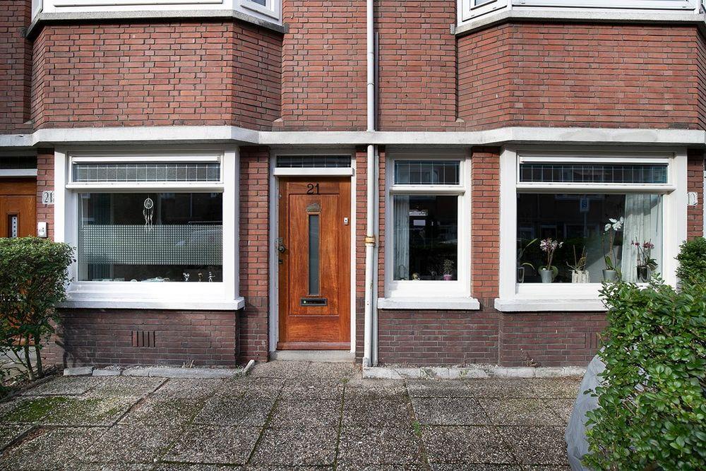 Johan Gramstraat 21, Den Haag