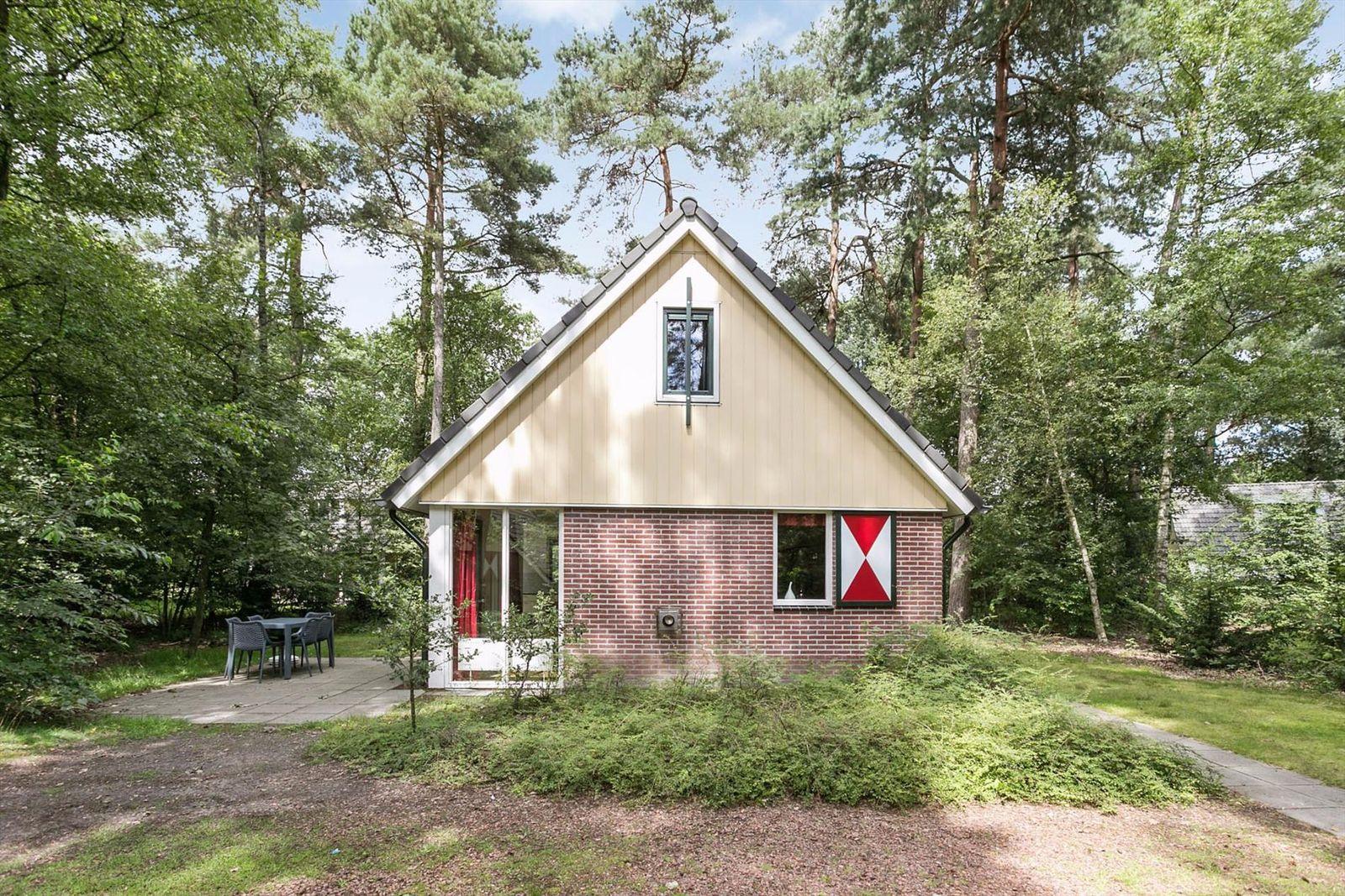Bospark Lunsbergen type Zuiderveld 285, Borger