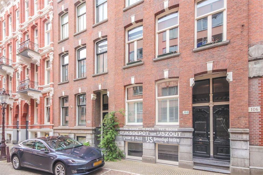 Nieuwe Kerkstraat 108I, Amsterdam