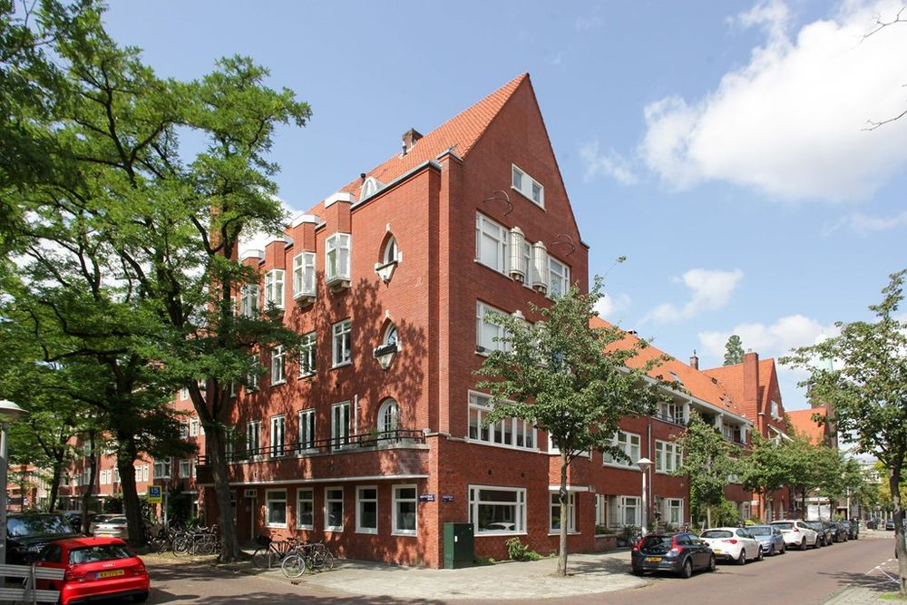 Brahmsstraat 2A, Amsterdam