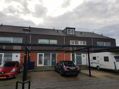 Hollandiastraat, Almere