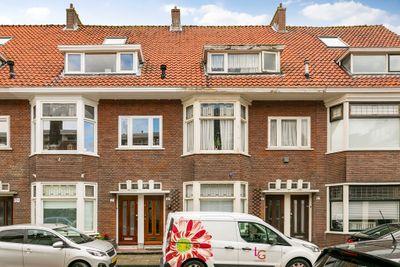Van Staverenstraat 10A, Rotterdam