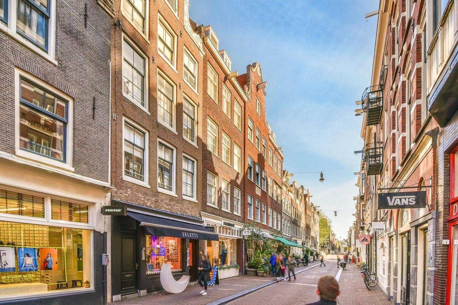 Runstraat 18-3, Amsterdam