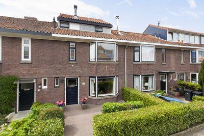 Borchsatelaan 10, Rotterdam