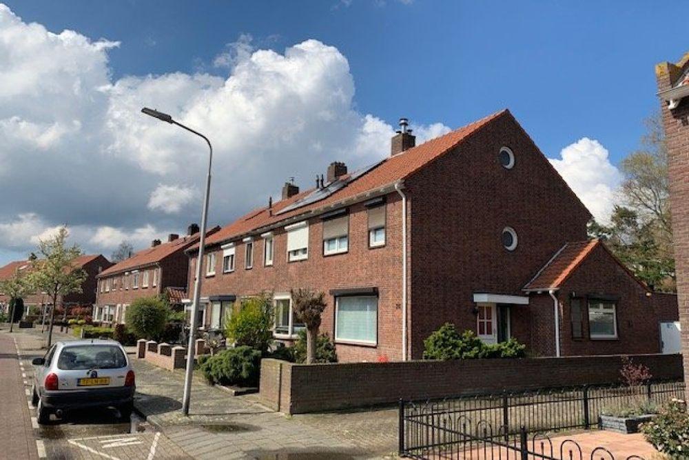 Jacob van Heemskerckstraat, Roosendaal