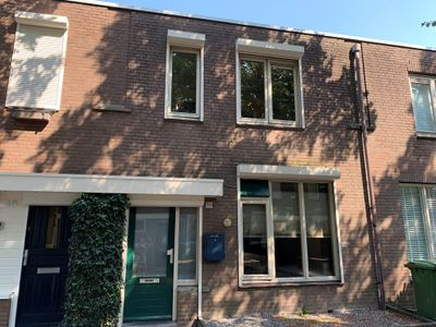 Diderica Mijnssenstraat, Breda