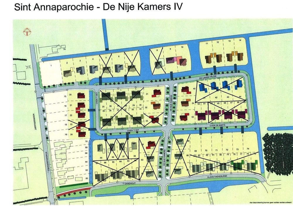 De Nije Kamers 4kavel32, Sint Annaparochie