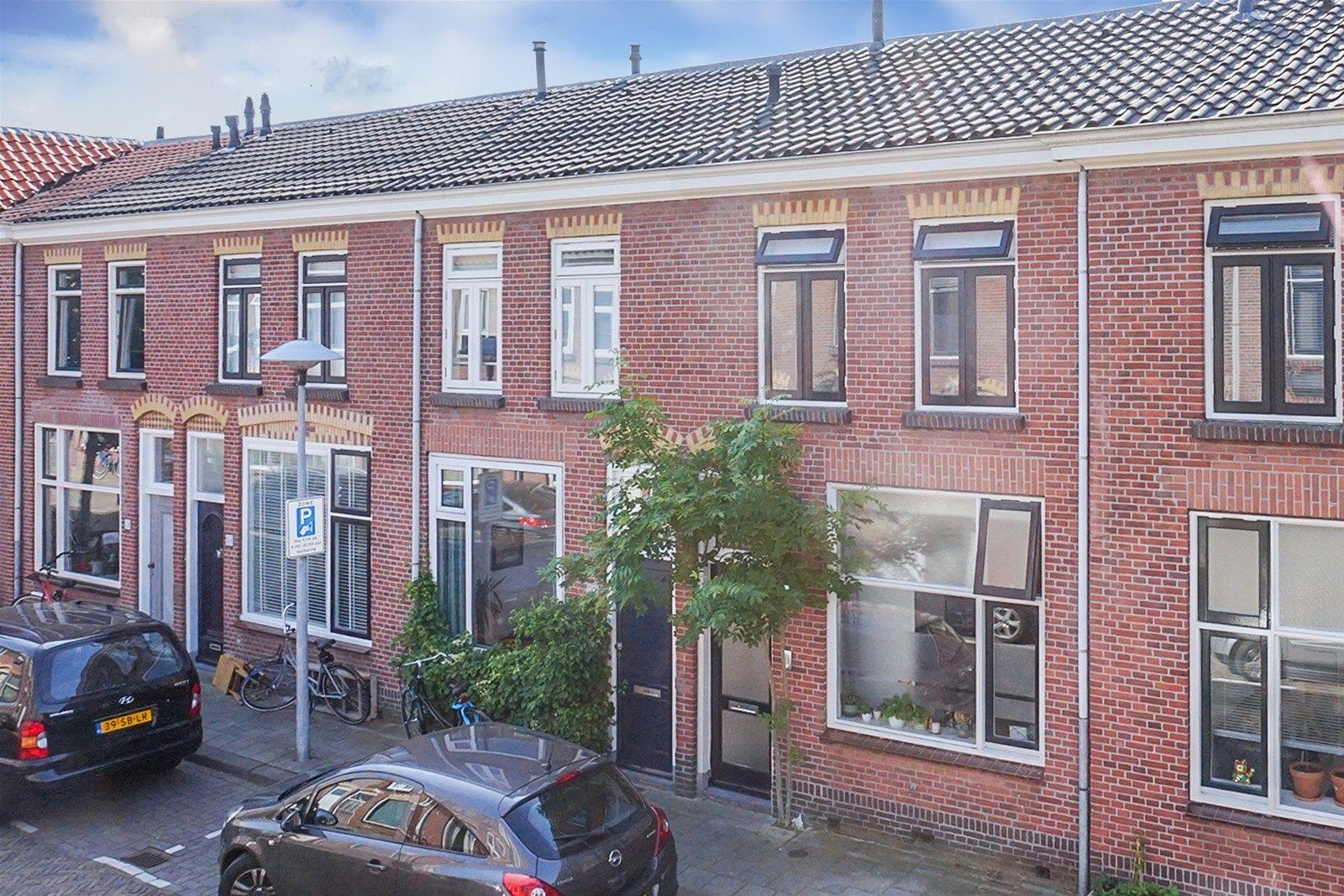 Jasmijnstraat 24, Utrecht