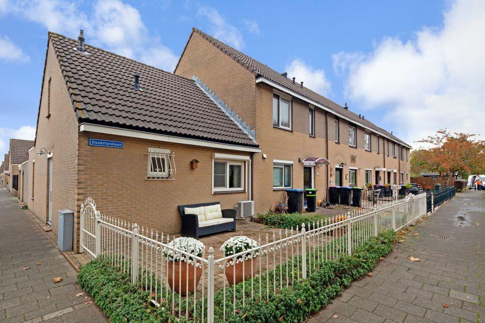 Ouverturelaan koopwoning in spijkenisse zuid holland