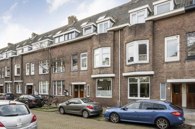 Jan Willem Frisostraat 8-b, Rotterdam