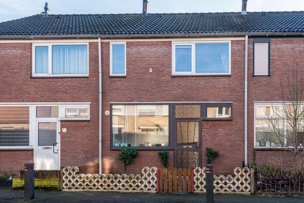 Van Hogendorpstraat, Tilburg