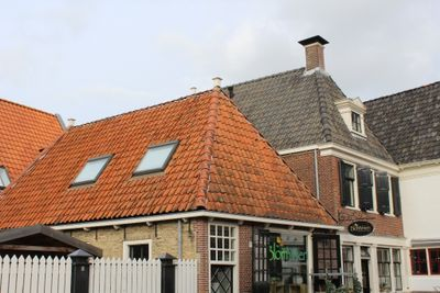 Kerkstraat, Makkum
