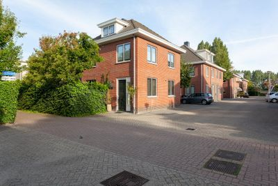 Arie Hoospad 38, Rotterdam