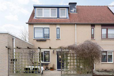 Anemoonpad 10, Almere