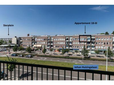 Van Mourik Broekmanstraat 18-3, Amsterdam