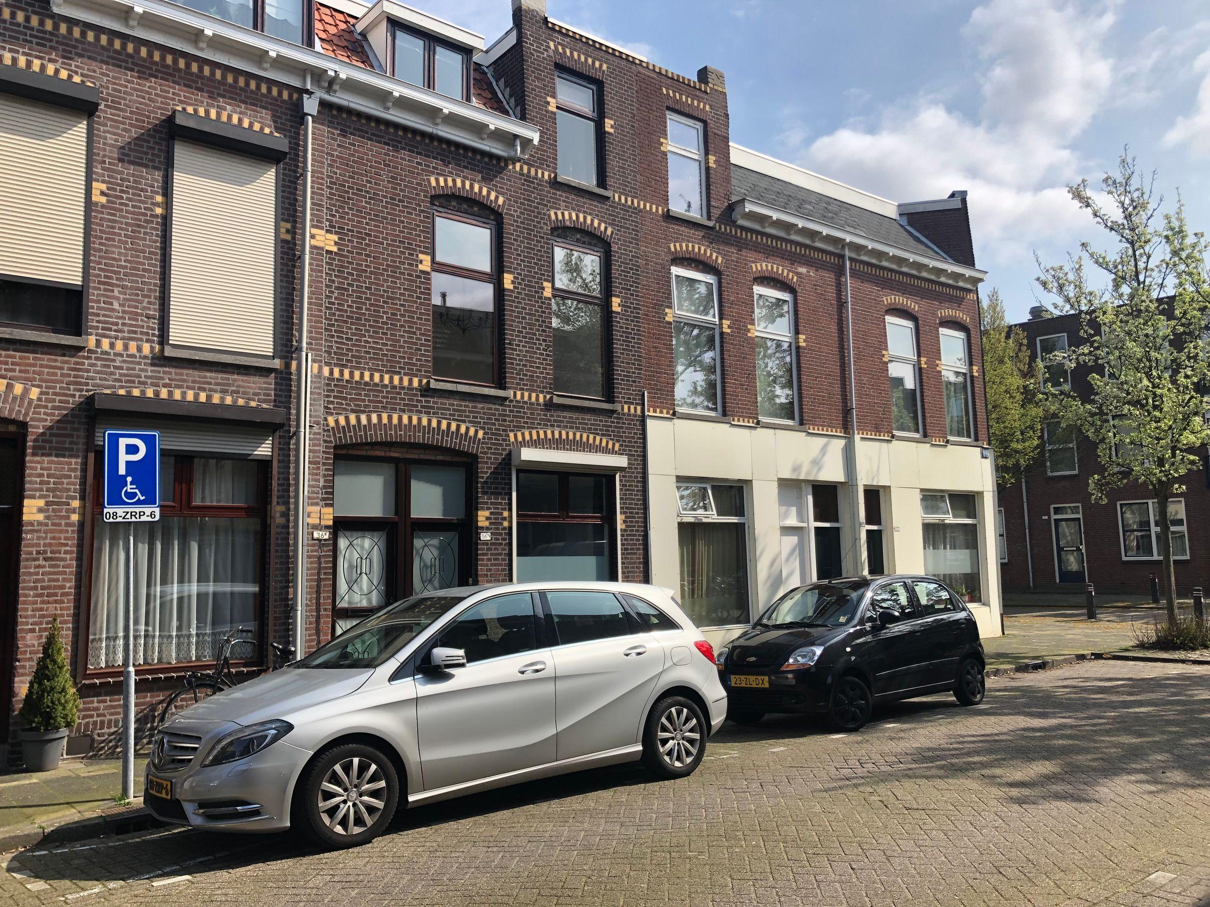 Brugmanstraat, Schiedam