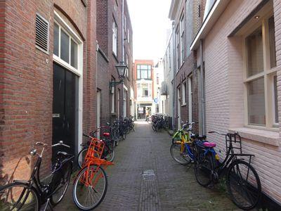 Duizenddraadsteeg, Leiden
