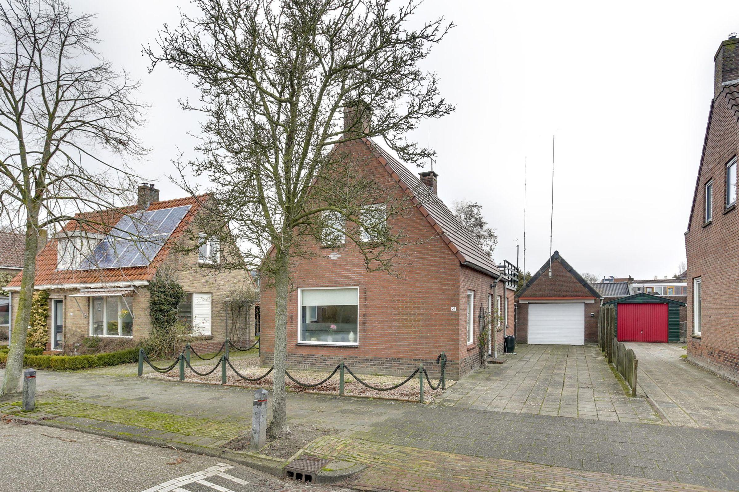 Schoolstraat 27, Gorredijk
