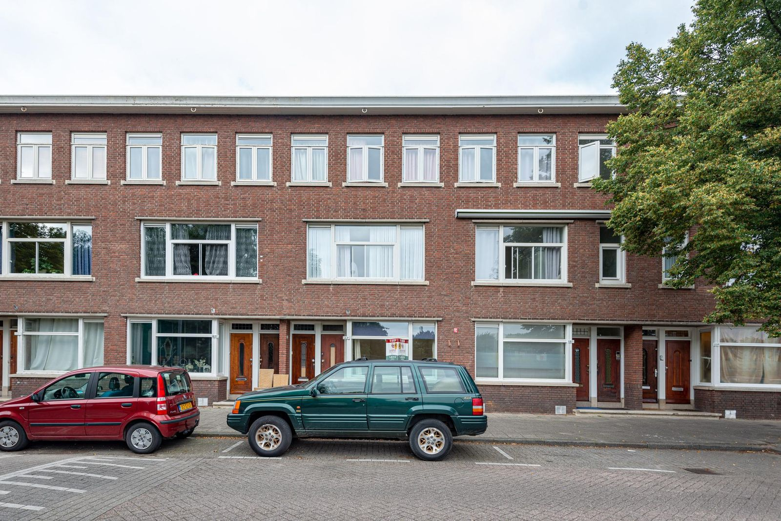 Donkerslootstraat 123-A, Rotterdam
