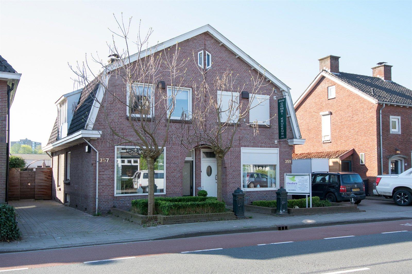 Haaksbergerstraat 357, Enschede