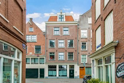 Bloemstraat 166B, Amsterdam