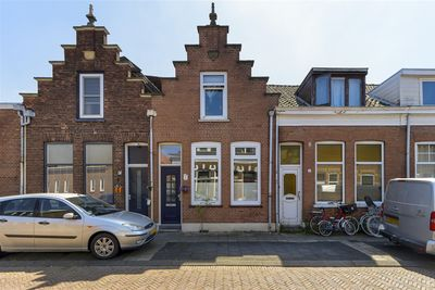 Oranjestraat 4, Dordrecht