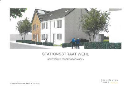 Stationsstraat 29-A,B,C,, Wehl