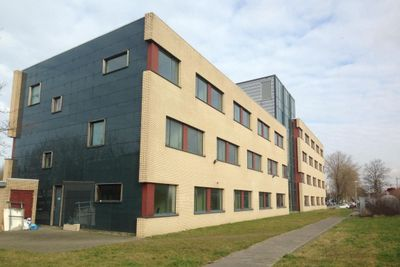 Louis Armstrongweg, Almere
