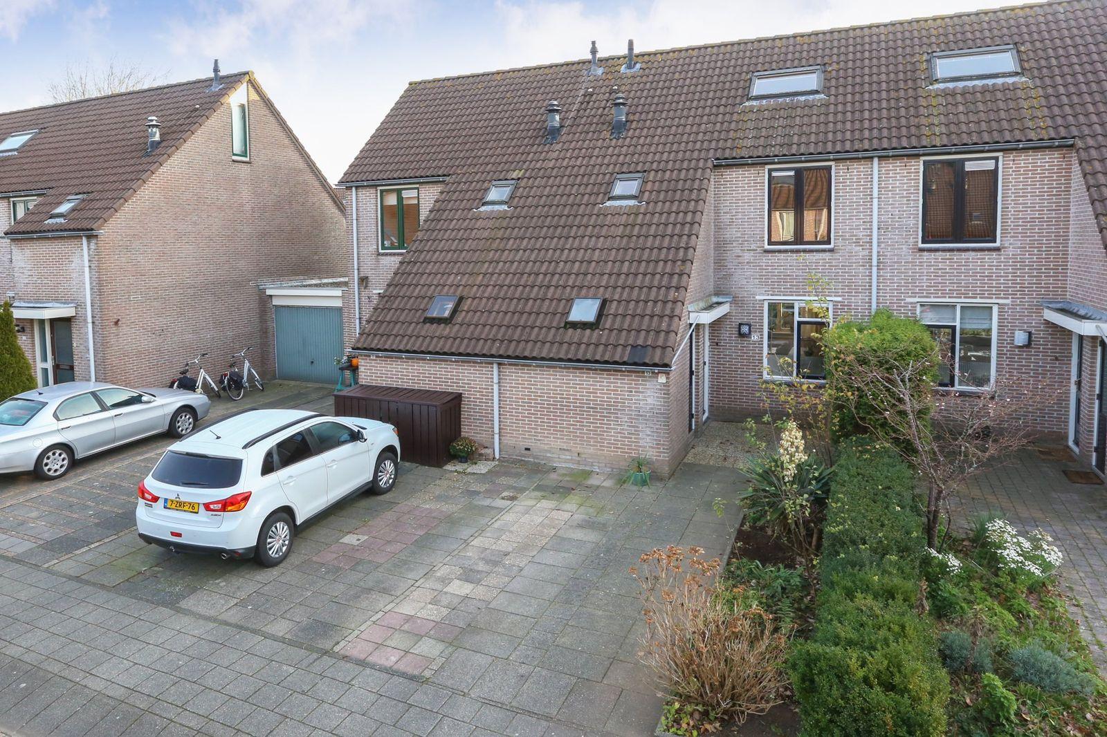 Jelle Brouwerwei 13, Leeuwarden