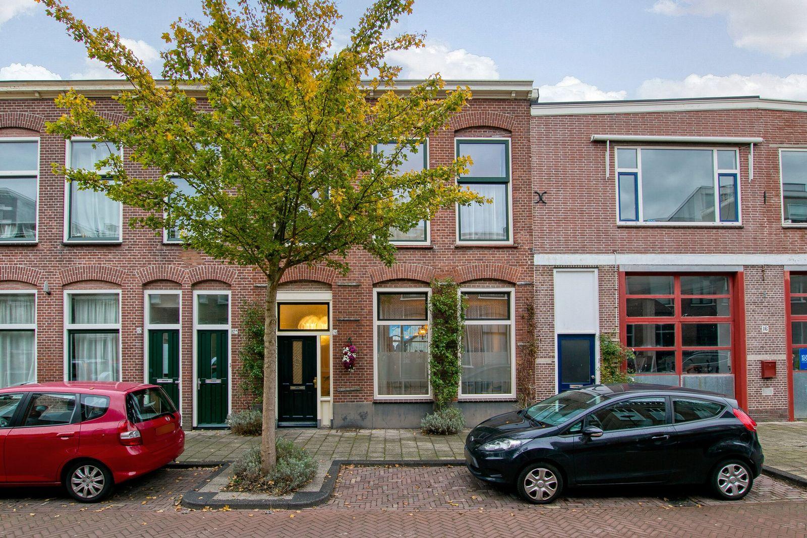 Da Costastraat 14, Leiden