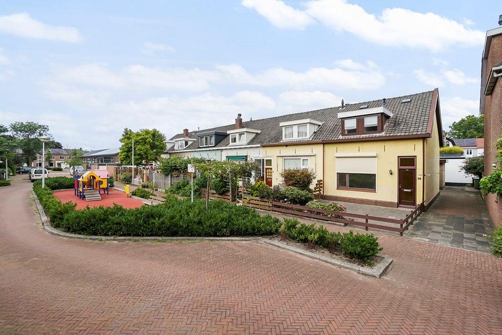 Nassaustraat 14, Alphen aan den Rijn