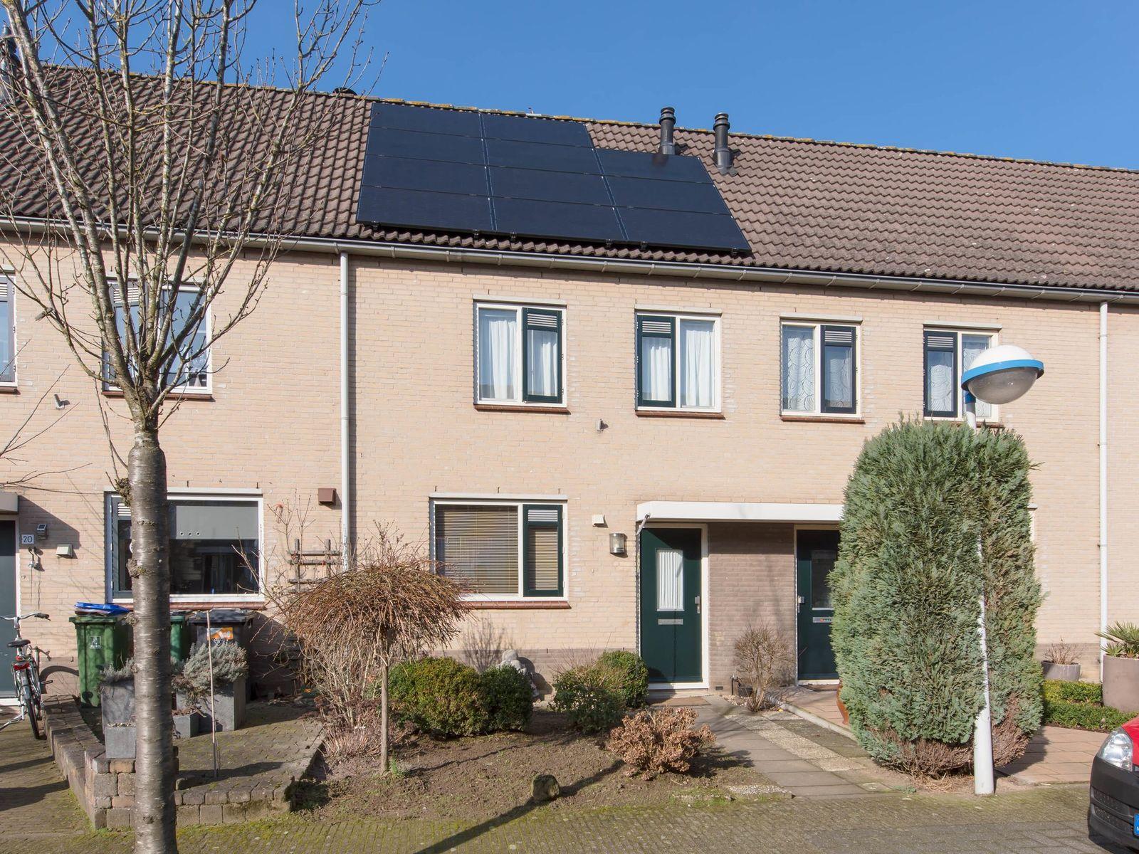 Wim Kanstraat 18, Wageningen