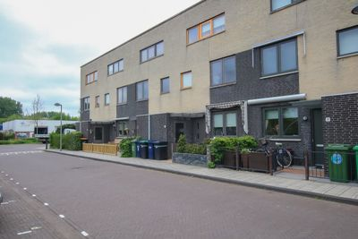 Judostraat 7, Den Haag
