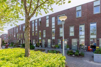 Renoirstraat, Almere