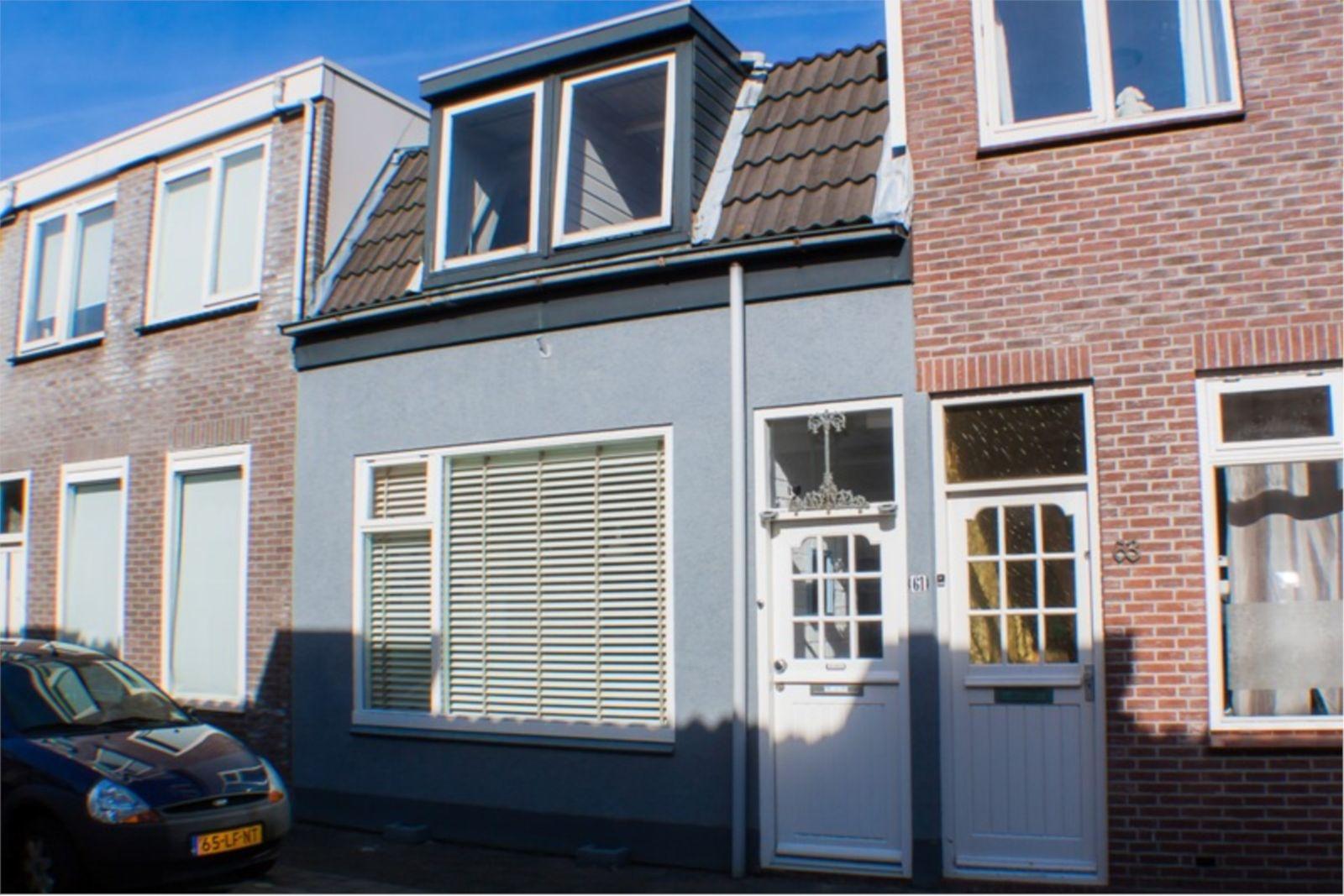 De Ruijterstraat 61, Den Helder