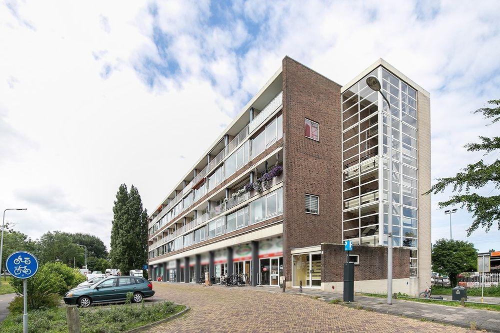 Lammenschansplein 25, Leiden