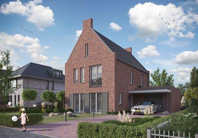 Heerma van Vossstraat 38C, Roosendaal