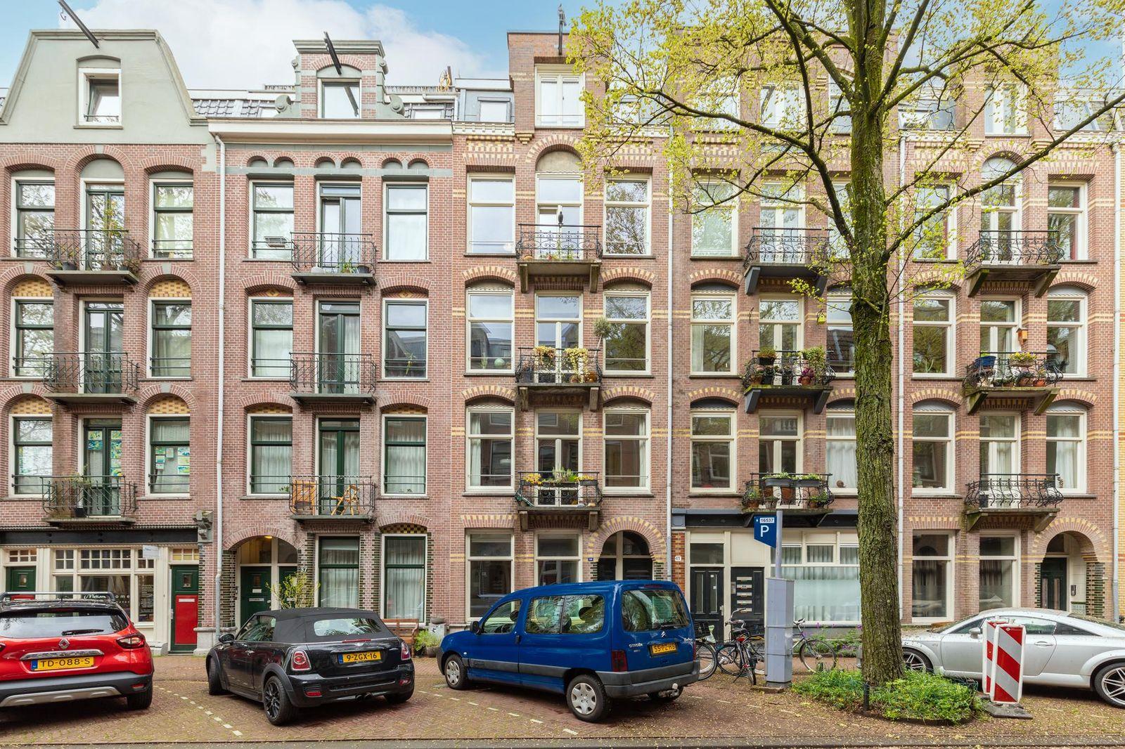 Bankastraat 39-D, Amsterdam