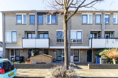 Willem Barentsstraat 48, Hoek van Holland