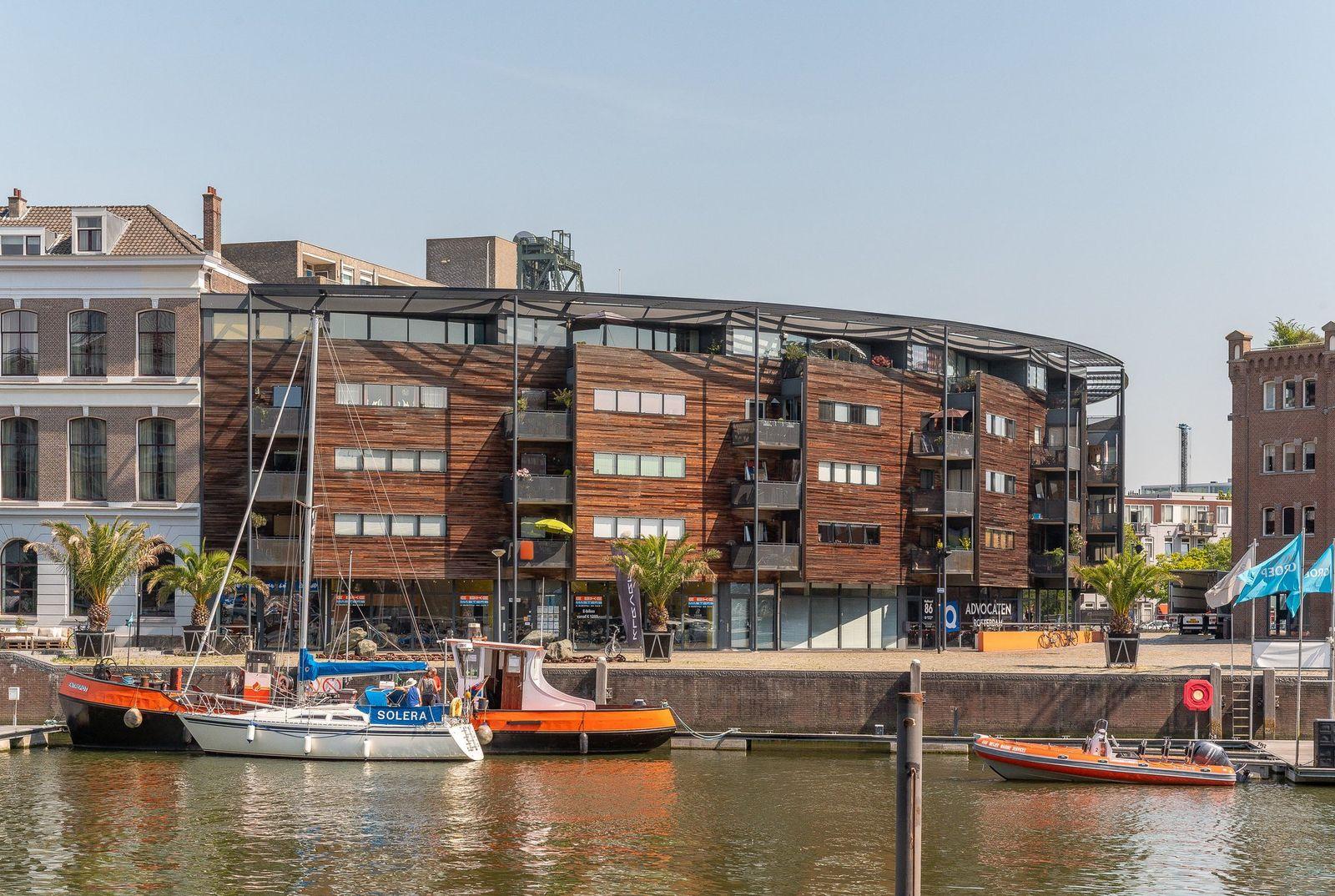Halfrond 44, Rotterdam